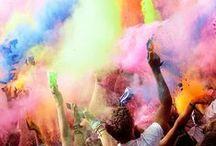 A Splash of Color / by Guia L