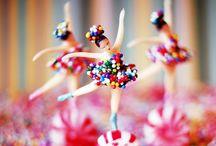 || RETRO DESSERTS & SWEETS || / Confectionary dreams