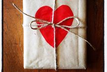 || WRAP ME UP || / Brown paper packages wrapped up in string.... These are a few of my favourite (ways to wrap) x