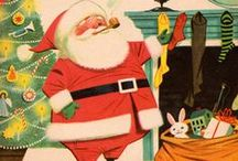 Santa+ / Santa Claus, and other holiday traditions from all over.