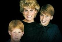 The Peoples Princess:HRH of Wales Diana!!! / by Tonya Thomas Talbert