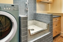 Laundry & Mud Rooms / by Amy Hurd