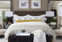 Bedrooms / by Amy Hurd