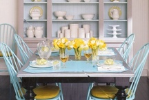 Dining Rooms / by Amy Hurd