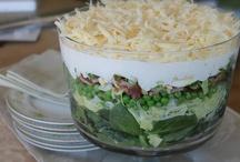 Salads / by Deena Splady