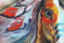 Inspirational ART  / by Elizabeth Haan