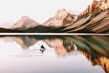 """Go Little Boat / """"Sometimes, when we are far from clocks and schedules, we can still recapture a lost sense of place-based time. On a relaxing camping trip or a long day outdoors, perhaps, we can slip back into the rhythm of the sun.""""  ― Richard J. Borden"""