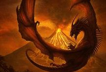 Where have all the dragons gone... / by Martie ...