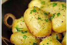 Potatoes!!! / by Deena Splady