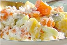 Sweet Salads / by Deena Splady