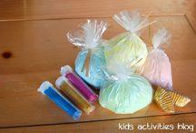 Preschool sensory