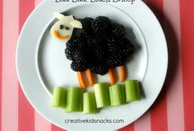 Preschool food crafts