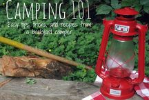 Camping Outdoor Ideas / For Christmas I got a tripod and campfire pizza cooker! Love being outdoors<3! :-))