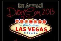 DitterCon Vegas / DitterCon 2013 Vegas / by Author Ditter Kellen