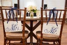 ♡ Navy Blue Wedding ♡