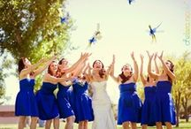 ♡ Royal Blue Wedding ♡
