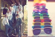 Rainbow Wedding / by Party Pieces
