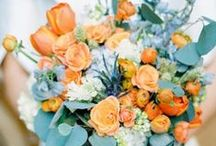 ♡ Coral & Teal Wedding ♡