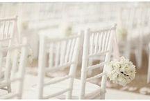 ♡ White Wedding ♡