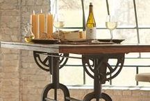 Industrial Chic by Havertys Furniture /