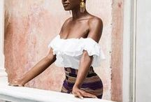 earth angel / multicultural melange of texture + pattern + neutral colors