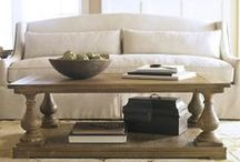 Styling Coffee Tables by Havertys Furniture / Let's face it: in the hustle and bustle of the holidays, coffee tables can sometimes get overlooked.  Before you know it, magazines are stacked a mile high and remote controls are the main centerpiece.  If this sounds like your coffee table, (or cocktail table, whatever you want to call it!) our editors have put together some of their favorite tips and tricks that'll have it looking stylish in no time! / by Havertys Furniture