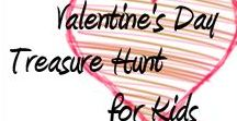 Valentines / Valentine's Day activities, crafts, boxes, and other ideas for families and preschools.
