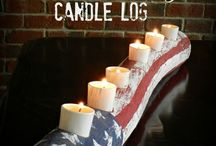 Memorial, Independence, and Labor Day / 4th of July DIY