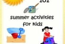 School's Out For Summer Activities