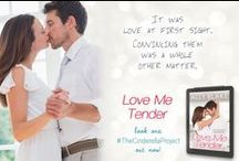"""""""Love Me Tender""""  (The Cinderella Project: Book 1)"""