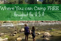 For the Outdoors! / Yay, camping!