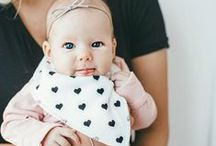 Copper Pearl / All about our Copper Pearl baby products. Check out our Baby Bandana Drool Bibs!