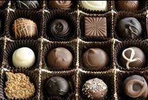 Chocolates in Bruges / Enjoy chocolate