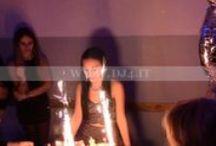 Festa di compleanno: il Diciottesimo di Mary by DJ4! / Una festa di compleanno dei 18 anni con DJ Set + Impianto luci e audio per un diciottesimo speciale. DJ4 è il tuo partner per feste di compleanno al top!
