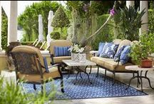 Outdoor Entertaining by Havertys / Outdoors is in! Sometimes all it takes is a tiny hint of sunshine to make us want to get outside and play. Follow this board as we find ways to enjoy outdoor living.  / by Havertys Furniture