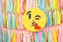 ☆ Emoji Party ☆