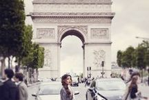 Tres Chic ~ France / Beautiful French scenes to whisk you away