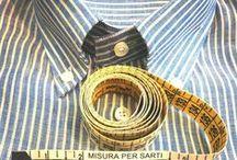 Bespoke in Italy / Best Italian Fabrics & Hands to satisfy your custom desires