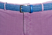 Shirts&Trousers / Made in Italy Cotton Trousers