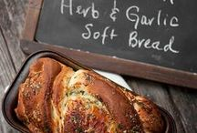 Breads / Delicious choices for when you want to channel your inner gourmet