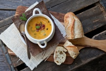 Soups & Bisques / Delicious savory choices for when you want to channel your inner gourmet