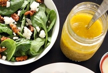 Salads & Dressings / Delicious green choices for when you want to channel your inner healthy gourmet