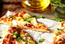 Pizza & Flatbreads / Delicious choices for when you want to channel your inner gourmet