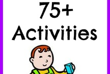 Children's Activities / Fun activities for kids!