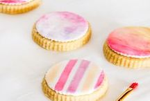 Pretty Cookies / Pretty cutout sugar cookie idea, inspiration, and recipes. / by Layer Cake Shop