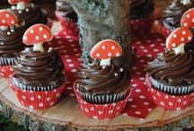 ❤ Woodland ❤ / Sweet Woodland inspired cakes, cupcakes and more! / by Layer Cake Shop