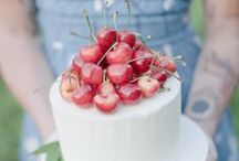 ❤ Very Cherry ❤ / Cherry Desserts! / by Layer Cake Shop
