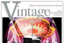 Vintagexplorer - Issue 12  / Current Issue - Oct/Nov 2013