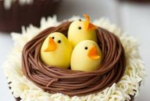 ❤ Hoppy Easter ❤ / Cute Easter Baking Ideas! / by Layer Cake Shop