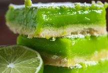 ❤ Loving Lime ❤ / Lime baking ideas / by Layer Cake Shop